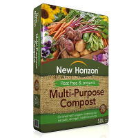 AB New Horizon Peat free Organic Compost