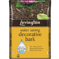 Levington Water Saving Decorative Bark 60L