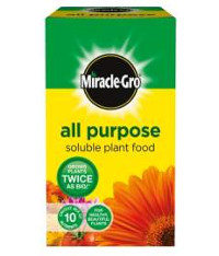 Miracle Gro All Purpose Soluble Plant Food 200